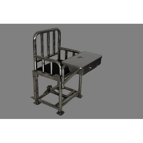 XWY-XT-III型 不锈钢讯问椅