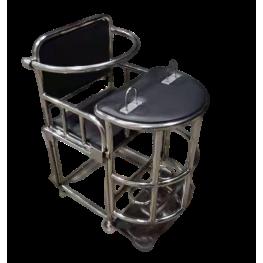 XWY-XT-XI 不锈钢讯问椅
