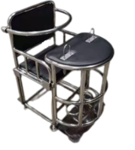 审讯椅询问椅是否适合所有体型的人?
