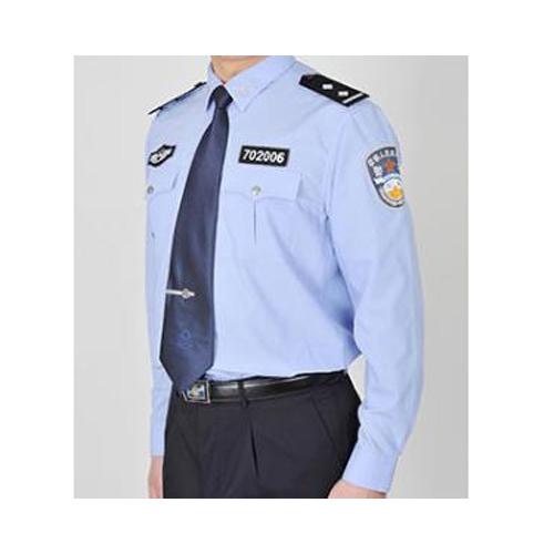 警察长袖内衬