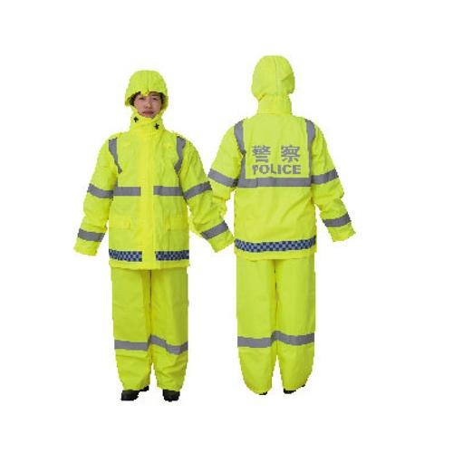 反光警用雨衣