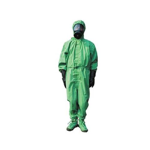 连体式防毒衣