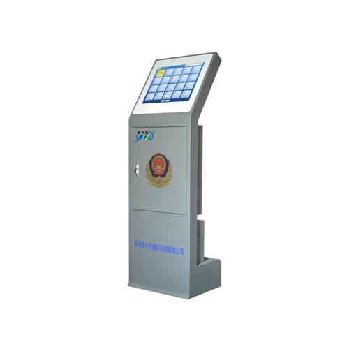 CJZ-XT-02(机柜式、20口)-执法仪采集站