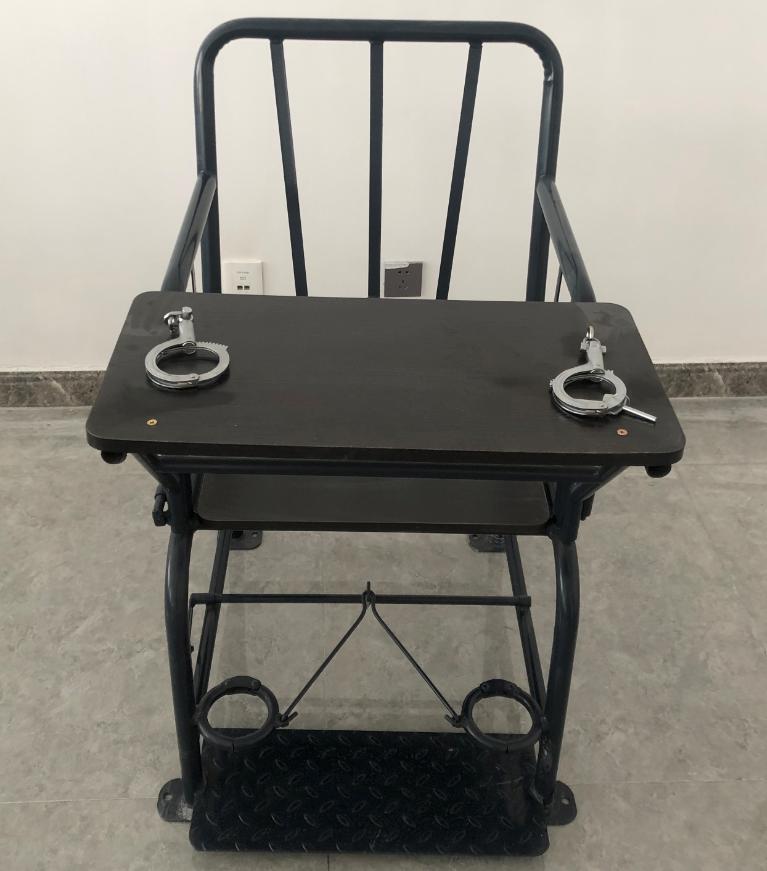 XWY-II型讯问椅.